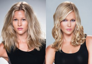 Відновлення структури волосся за допомогою натуральної косметики
