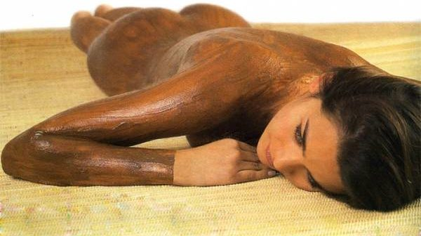 Шоколадне обгортання - колаген і кофеїн для пружності шкіри