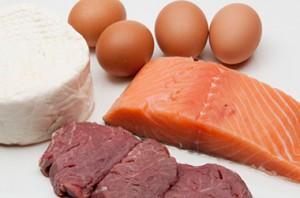 Білкові продукти для схуднення