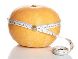 Гарбуз для схуднення