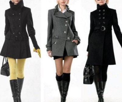 Види пальто: вибираємо найкраще