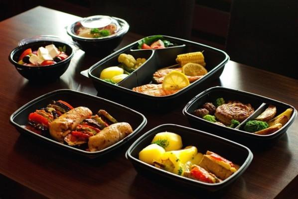 Недорогая доставка еды в офис