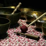 Тибетські співаючі чаші - нова послуга в салонах краси