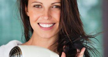 Як не пошкодити волосся при укладанні