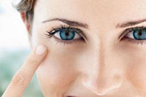 Косметичний коректор проти синців під очима і нерівностей шкіри