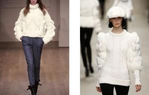 Білий светр - must have цієї зими