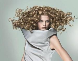 Завивка волосся за технологією Кудрі Ангела (Angel's Сurl)