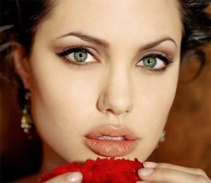 Секреты макияжа для глаз зеленого цвета