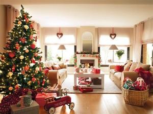 Як-прикрасити-будинок-до-Нового-року-Змії