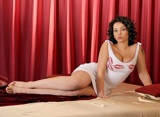 Фотосессия для передачи Секс с Анфисой Чеховой .