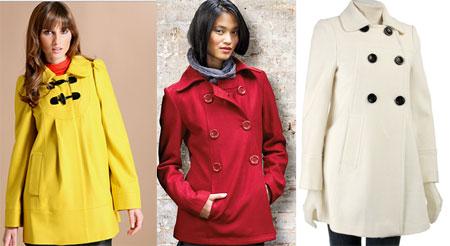 Пальто на зиму - найновіші тренди