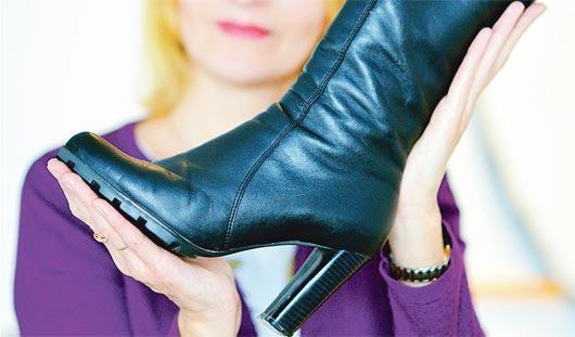 правила покупки взуття