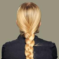 Як заплести французьку косу самостійно?