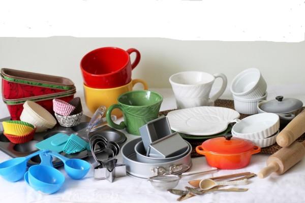 Необходимые кухонные аксессуары