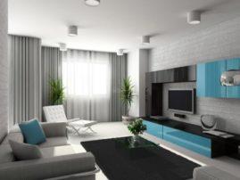 Делаем ремонт правильно: дизайн гостинной