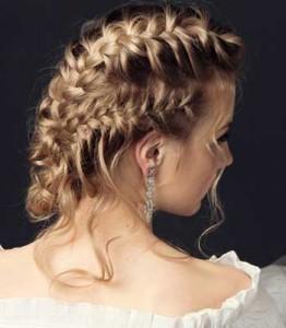 Коси - модна зачіска цієї зими