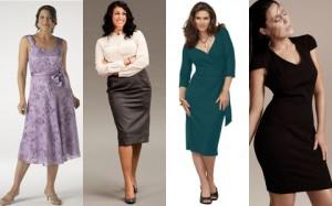 Ідеальне плаття для вашої фігури