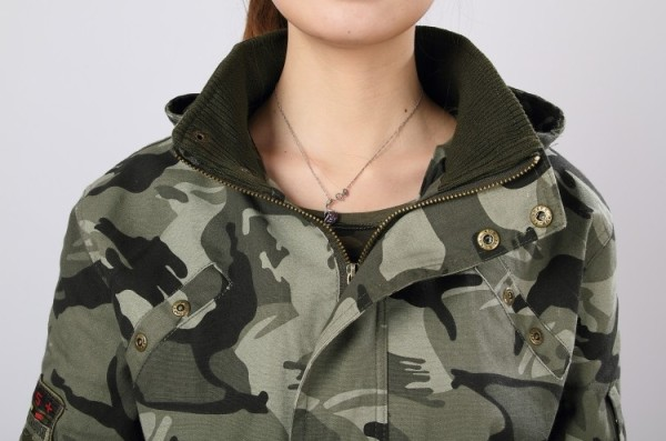 Куртка М-65 - оптимально для зими