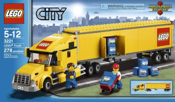 Конструктор Лего город