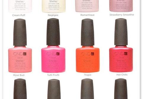 Гель Shellac - краща альтернатива звичайному лаку для нігтів