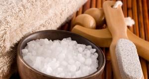 Ванна з морською сіллю - задоволення з користю!