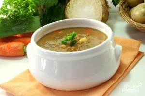 Дієтичні овочеві супи